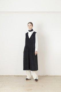 T.yamai Paris ベロアジャンパースカート