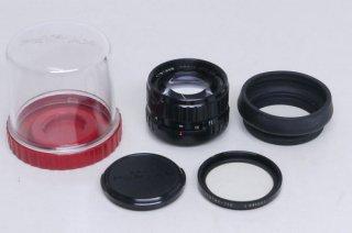 ペンタックス オート110用50mm F2,8 フード、フィルター、ケース付