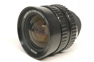 ブロニカ ニッコール 50mmF2.8
