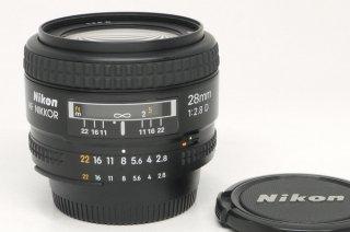 AF ニッコール 28mm F2.8 D 極上美品