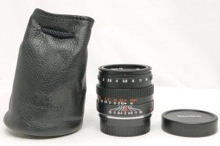 コニカ Mヘキサノン 50mm F2 超美品