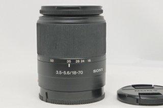 ソニー DT 18-70mm F3.5-5.6 Aマウント (APS-Cサイズ)