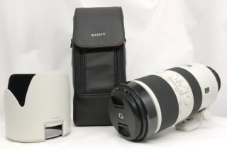 ソニー 70-400mm F4-5.6 G SSM � Aマウント 美品