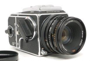 ハッセル 503CX CFプラナー 80mm F2.8付 整備済み 美品