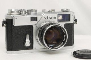 ニコンS3 50mm F1.4付