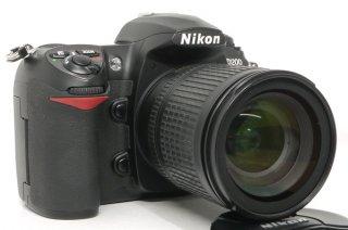 ニコン D200 AF-S 18-135mm F3.5-5.6 G ED DX 極上美品