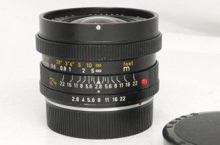 ライカ エルマリート R 24mm F2.8 (3カム)
