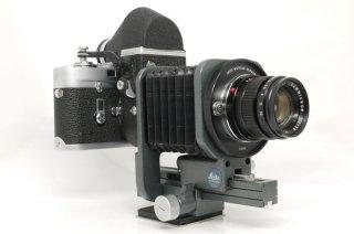 ライカ ベローズ用アダプター 16596G ライカMマウントレンズ用 極上美品