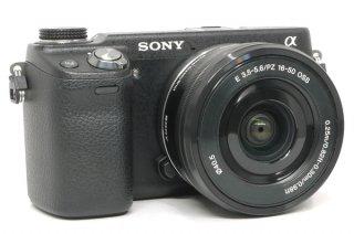 ソニーα NEX-6 16-50mm OSS 電池2個付き 新品同様