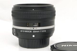 AF-S ニッコール 50mm F1.8 G スペシャルエディション 新品同様