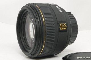 シグマ EX 30mm F1.4 DC HSM ニコン用 フード、フィルター付 極上美品