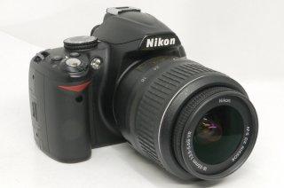 ニコン D3000 18-55 VR Kit 極上美品