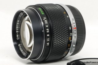 オリンパス 85mm F2
