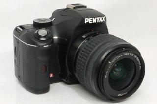ペンタックス K-X 18-55mm付 極上美品