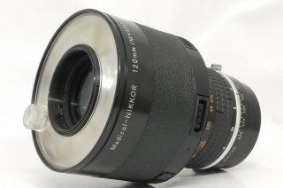 ニコン メディカルニッコール 120mm F4 (ACユニット LA-2付)