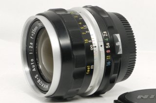 AUTO NIKKOR-S 35mm F2.8