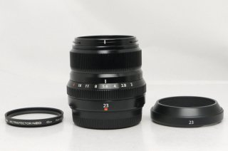フジノン SUPER EBC XF 23mm F2 R WR ASPH 新品同様