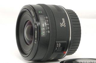 キャノン EF 35mm F2 極上美品