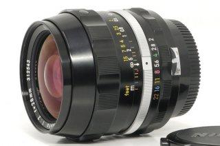 オートニッコール 28mm F2 N・C 極上美品