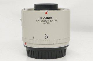 キャノン エクステンダー EF 2× 極上美品