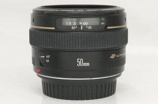 キャノン EF 50mm F1.4 USM 極上美品