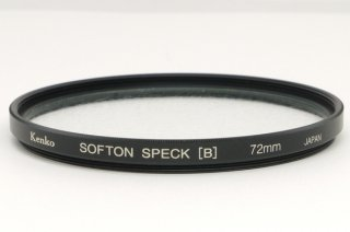 Kenko 72mm SOFTON SPECK [B] 極上美品