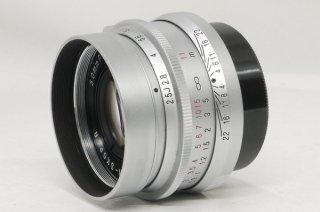 フォクトレンダー カラースコパー 50mm F2.5 ライカLマウント 極上美品