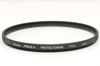 Kenko 77mm PRO1D PROTECTOR(W) フィルター 極上美品