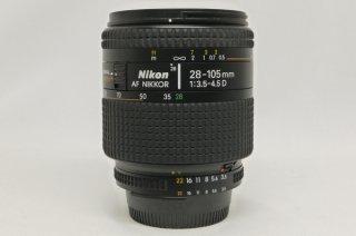 AF NIKKOR 28-105mm F3.5-4.5 D 新品同様
