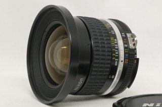 Ai NIKKOR 18mm F3.5 S フィルター付 極上美品