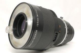 ニコン メディカルニッコール 120mm F4 付属品LA-2付 完動美品