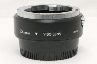 ニコンFマウントボディーにライカビゾ用レンズを付けるアダプター (Kindai) 極上美品