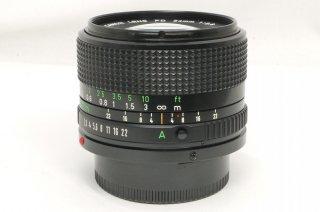 キャノン New FD 24mm F2.8 美品
