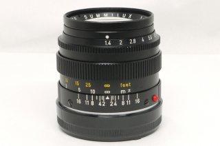 ライカ ズミルックス M 50mm F1.4 (関東カメラサービスでOH済み) 極上美品