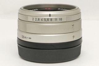 コンタックス G プラナー 35mm F2 T* (G1、G2) 極上美品