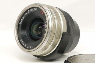 コンタックス G ビオゴン 28mm F2.8 T* (G1、G2) 極上美品