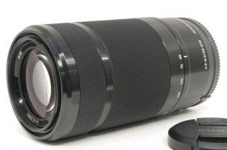 ソニー E 55-210mm F4.5-6.3 OSS SEL55210 フード付 (Eマウント) 美品