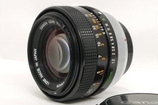 キャノン FD 55mm F1.2 S.S.C 美品