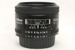 AF NIKKOR 35mm F2 極上美品