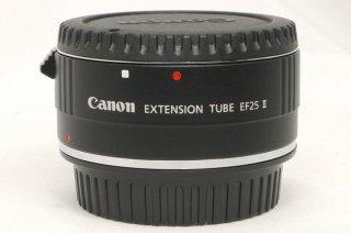 キャノン エクステンションチューブ EF25 � 元箱、ケース、説明書付 新品同様