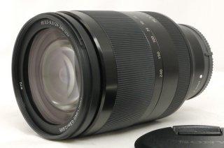 ソニー FE 24-240mm F3.5-6.3 OSS SEL24240 フード、フィルター付