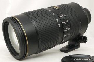 AF-S NIKKOR 80-400mm F4.5-5.6 G ED VR N 極上美品