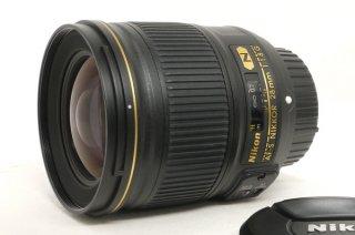 AF-S NIKKOR 28mm F1.8 G N フード、ケース付 新品同様