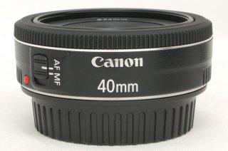 キャノン EF 40mm F2.8 STM 新品同様