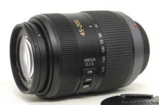パナソニック LUMIX G VARIO 45-200mm F4-5.6 MEGA O.I.S. 極上美品
