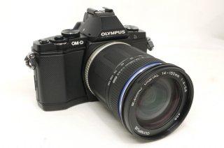 オリンパス OM-D E-M5 14-150mm F4-5.6 ED付 電池2個付 極上美品