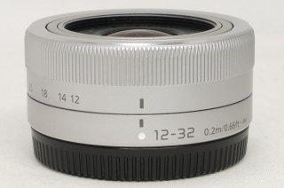 パナソニック LUMIX G VARIO 12-32mm F3.5-5.6 ASPH MEGA O.I.S H-FS12032 HD 新品同様