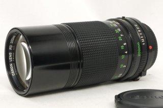 キャノン New FD 200mm F4