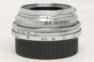 キャノン セレナー 28mm F3.5 (L)