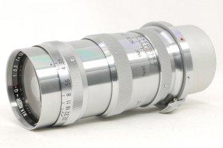 ニッコール-Q・C 135mm F3.5 (コンタックス レンジファインダー用) Cマーク付き 極上美品